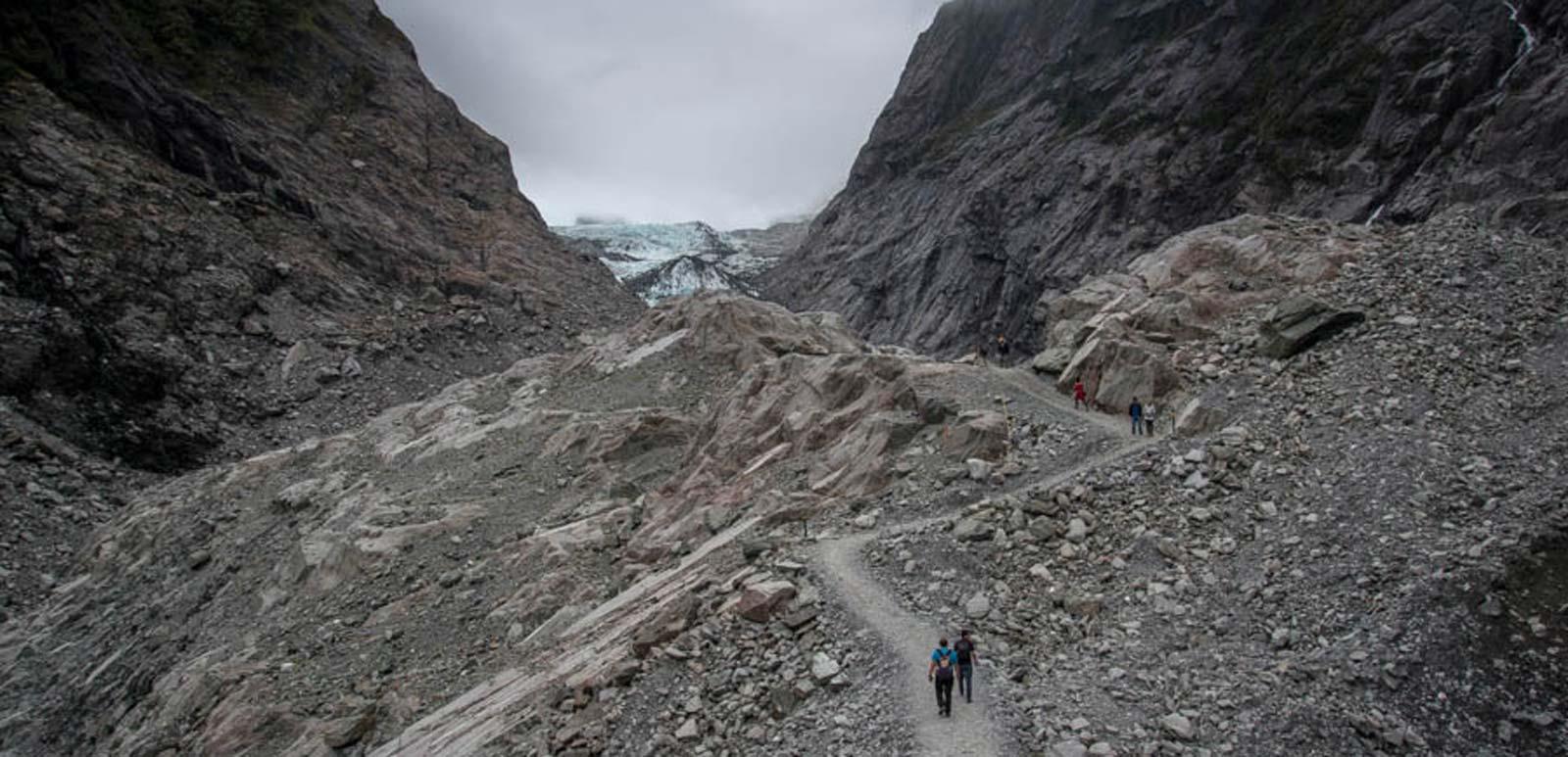 NZ Day 5 – Franz Josef Glacier